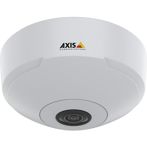 AXIS M3068-P 12 Megapixel Netwerkcamera - kleine bol - Motion JPEG - 4000 x 3000 - RGB CMOS - Gekantelde bevestiging, Ingebouwde montage, Hangbevestiging, Muurbevestiging, Plafondsteun, Lichtprofielmontage, Bevestiging aan geleider, Bevestiging voor toestelverbindingsdoos, Paalmontage, Hoekbevestiging