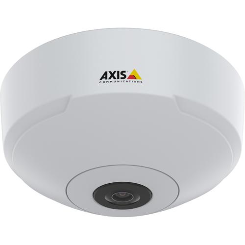AXIS M3067-P 6 Megapixel Netwerkcamera - Mini dome - Motion JPEG - 2560 x 1920 - RGB CMOS - Gekantelde bevestiging, Ingebouwde montage, Hangbevestiging, Muurbevestiging, Plafondsteun, Lichtprofielmontage, Bevestiging aan geleider, Bevestiging voor toestelverbindingsdoos, Paalmontage, Hoekbevestiging