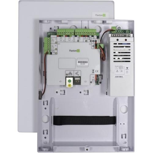 Paxton Access Paxton10 Toegangscontrolepaneel deur - Deur - Proximity - 1 Deur(en) - Ethernet - Netwerk (RJ-45) - 12 V DC - Vrijstaand