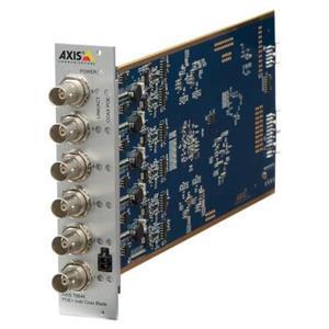 Axis Netwerk accesoire T8646 PoE+ over coax blade
