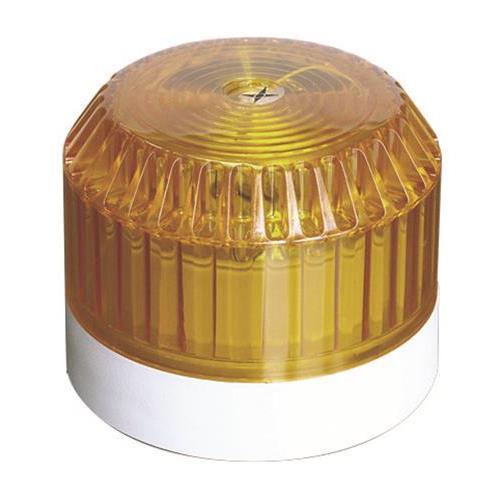 Cooper Solex Beveiligingsstroboscoop - Bedraad - 60 V DC - Wit, Amber