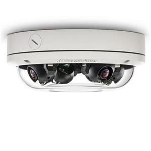 SurroundVideo Omni G2, 12MP, Remote Focus D/N, 4x2048x1536, 4x2.8mm Lens, Opbouw, IP66, IK10, PoE