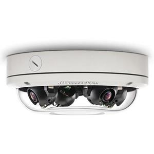 SurroundVideo Omni G2, 20MP, Remote Focus D/N, 4x2560x1920, 4x2.8mm Lens, Opbouw, IP66, IK10, PoE