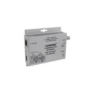 Comnet Ethernet over coax 1kanaals 10/100mbps