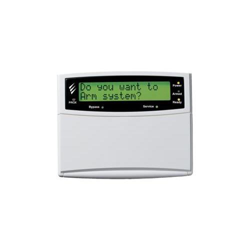 Texecom Premier Elite Codeklavier groot grîn display LCDL