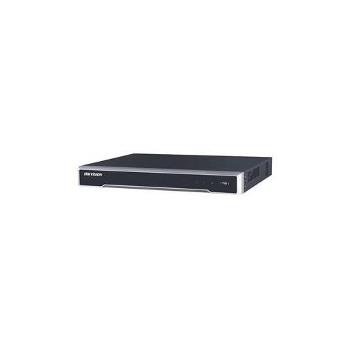 Hikvision NVR76 NVR 16 Kanaals Bandbreedte: 160Mbps/160Mbps 2 SATA, capaciteit tot 6TB voor elke HDD Geen POE