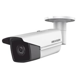 Hikvision EasyIP 2.0+ IP Bullet camera Voor buitengebruik Resolutie: 4MP Lens: 2.8mm