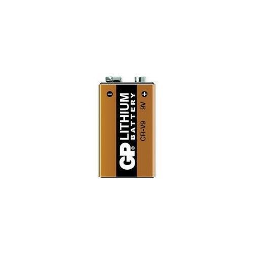 Lithium batterij 9V blok