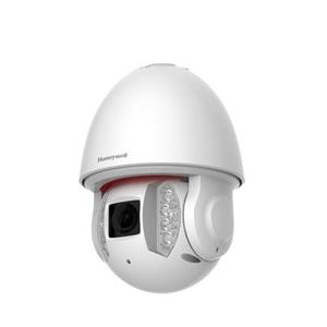 Honeywell 2MP outdoor ultra Low-Light IP PTZ dome camera met 6-180mm lens