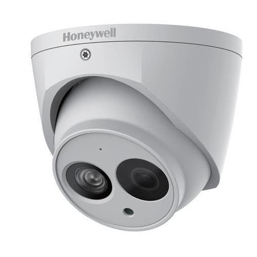 Honeywell IP Eyeball/Turret camera Voor buitengebruik Resolutie: 8MP Lens: 4mm