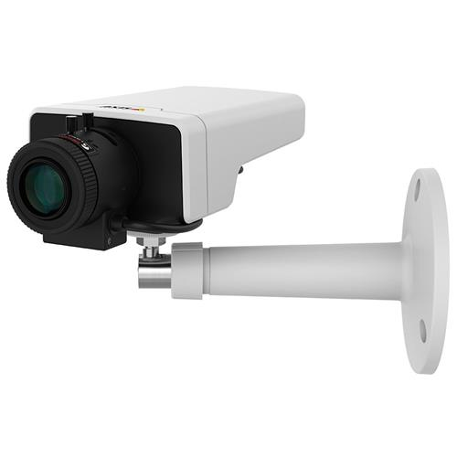 AXIS M1125 Netwerkcamera - Kleur, Monochroom - H.264, Motion JPEG, MPEG-4 AVC - 1920 x 1080 - 3 mm - 10,50 mm - 3,5x optische - RGB CMOS - Kabel - Doos
