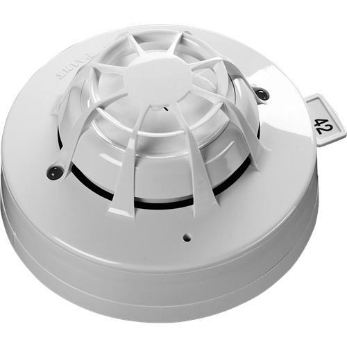 Apollo Discovery Multisensordetector - Foto-elektrisch, Optisch - Wit - Bedraad - 28 V DC - Fire detectie