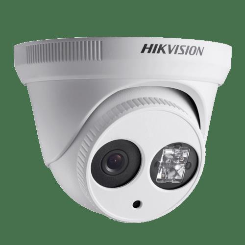 Outdoor IP Eyeball camera , Zwart