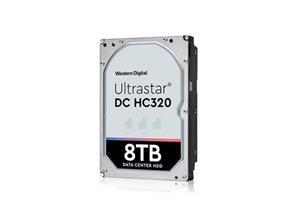 """WD Ultrastar DC HC320 HUS728T8TALE6L4 Vaste schijf 8 TB intern 3.5"""" SATA 6Gb/s 7200 tpm buffer: 128 MB"""