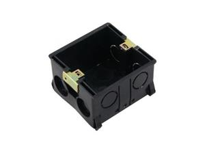 INTERCOM ACC Flush mounted box