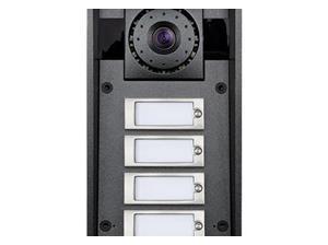 IP Force - 4x belbeldrukkers, HD camera, 10W speaker