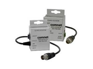 Single Channel Ethernet over Coax, No Pass-Through PoE, 10/100Mbps, Industrial, Remote Only, DC Powered Only, Ultra Mini*