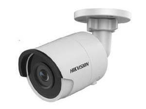 Hikvision EasyIP 2.0+ IP Bullet camera Voor buitengebruik Resolutie: 2MP Lens: 4mm