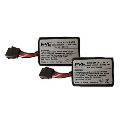 Visonic Multifunctioneel Batterij - 3500 mAh - 3,6 V DC