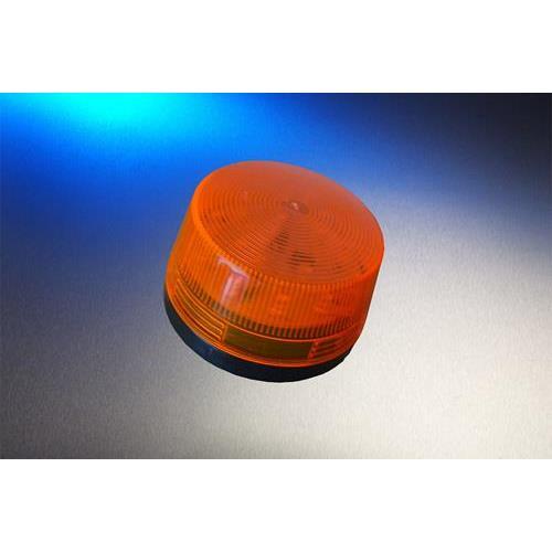 Elmdene Beveiligingsalarm - 12 V DC - Visueel - Amber, Zwart