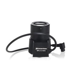 "Lens 12-40mm, 1/2"", f1.8, CS-, IR Gecorrigeerd, DC Auto Iris"
