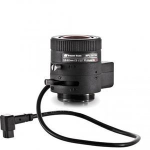 Lens 3.3-11mm, 1/2.5, f1.4 CS-, IR corrected, DC Auto Iris