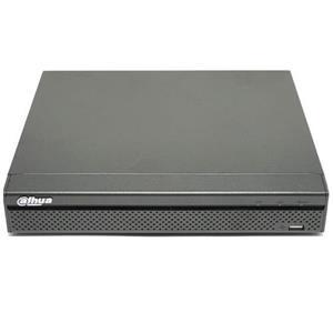 Dahua NVR 8 Kanaals Bandbreedte: 80Mbps/80Mbps 1 SATA, capaciteit tot 6TB voor elke HDD 8x PoE poorten