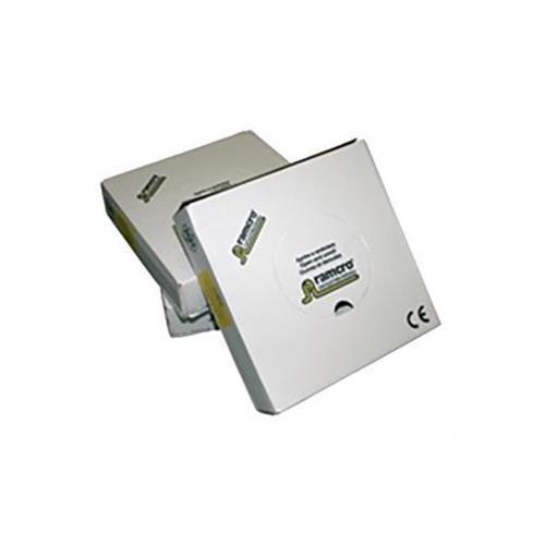 Ramcro Control kabel - 200 m - Afscherming - Kaal draad - Kaal draad - Rood