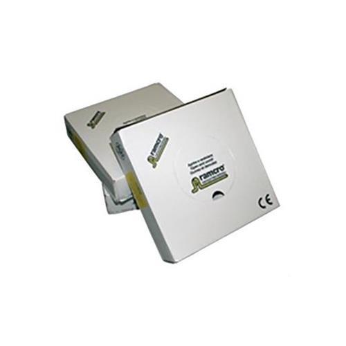 Ramcro Control kabel - 200 m - Afscherming - Kaal draad - Kaal draad - Wit