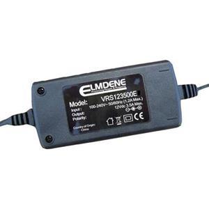 Elmdene Vision AC-adapter voor CCTV-systeem - 120 V AC, 230 V AC Ingangspanning - 12 V DC Output Voltage - 3,50 A Uitgangsstroom