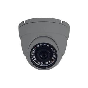 Vaste lens eyeball camera 2.8mm grijs 20m IR-bereik Ondersteunt OSD, AHD , TVI en CVI Garantie 5 jaar