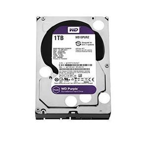HARDDISK Purple 1TB