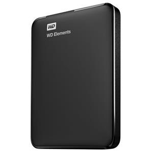 Extern (draagbaar) 500 GB USB 3.0 5.0 Gbps (USB 3.0) NTFS geformateerd USB-bus 110.6 mm x 82.1 mm x 15 mm 130 g