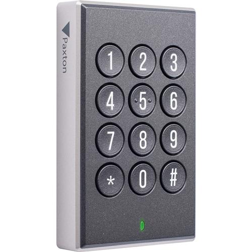 Paxton10 Secure lezer - Keypad, BT, IP67