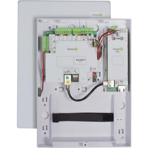 Paxton10 Deurcontroller - IPv6 technologie, PoE, kunststof behuizing